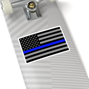 THIN BLUE LINE Stickers