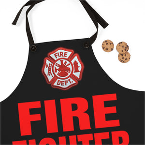 FIRE FIGHTER Apron