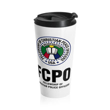 Load image into Gallery viewer, FCPO Stainless Steel Travel Mug