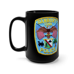DPD Patch Mug 15oz