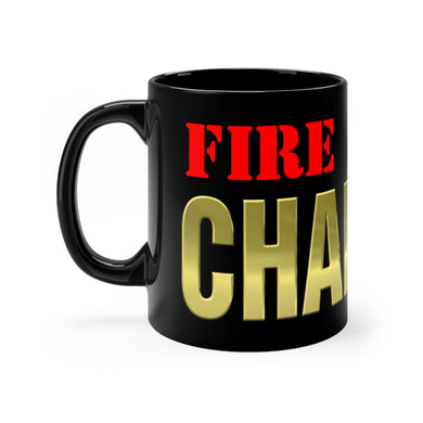 FIRE CHAPLAIN mug 11oz