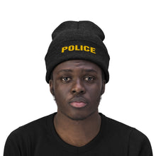 Load image into Gallery viewer, POLICE Knit Beanie