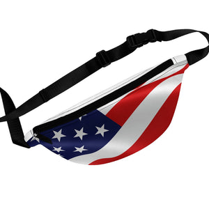 USA FLAG Fanny Pack