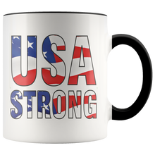 Load image into Gallery viewer, USA ACCENT MUG