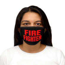 Load image into Gallery viewer, FIRE FIGHTER Mixed-Fabric Face Mask