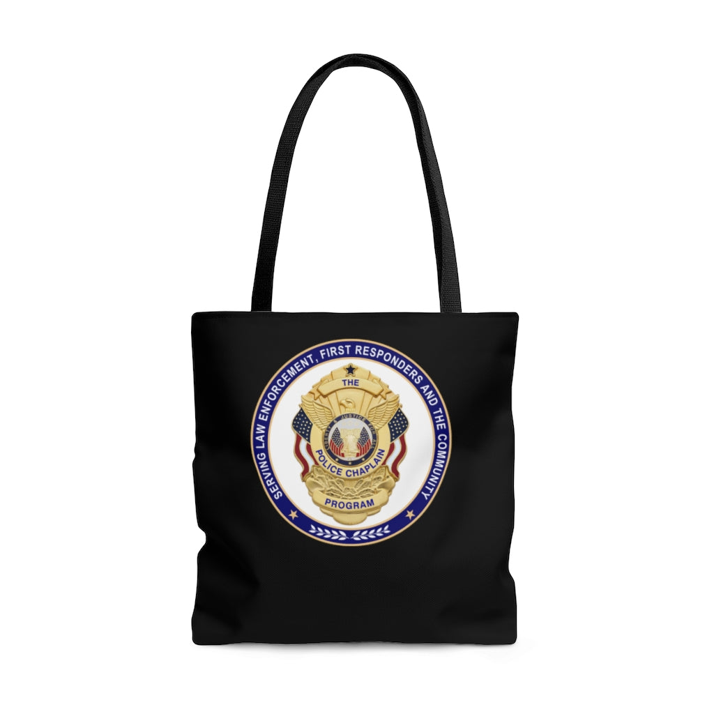 POLICE CHAPLAIN PROGRAM Tote Bag