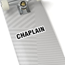 Load image into Gallery viewer, CHAPLAIN Stickers