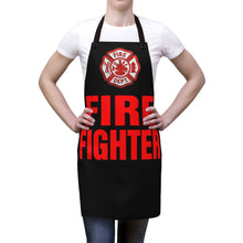 Load image into Gallery viewer, FIRE FIGHTER Apron