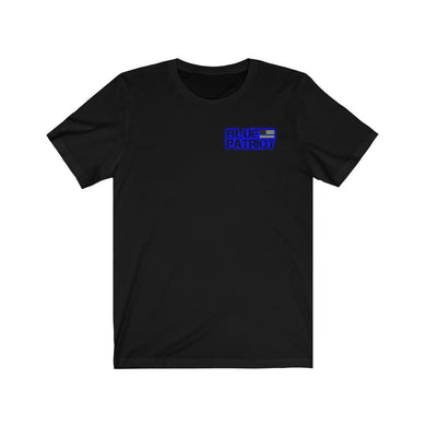 BLUE PATRIOT Short Sleeve Tee
