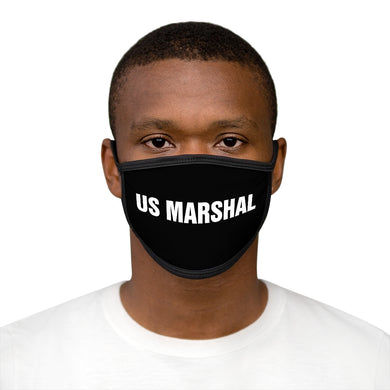 US MARSHAL Mixed-Fabric Face Mask