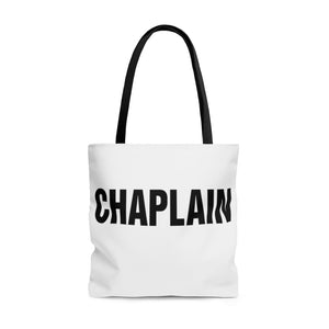 CHAPLAIN Tote Bag