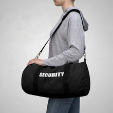 Load image into Gallery viewer, SECURITY Duffel Bag