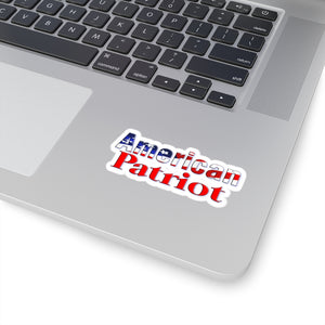 AMERICAN PATRIOT Stickers