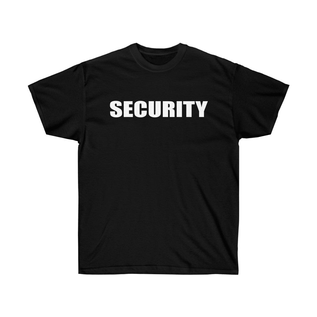 SECURITY Ultra Cotton Tee
