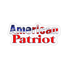 Load image into Gallery viewer, AMERICAN PATRIOT Stickers