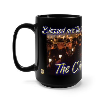 BLESSED PEACEMAKERS Mug 15oz