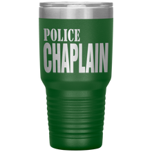 Load image into Gallery viewer, POLICE CHAPLAIN TRAVEL MUG