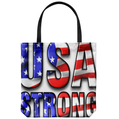 USA STRONG TOTE BAG