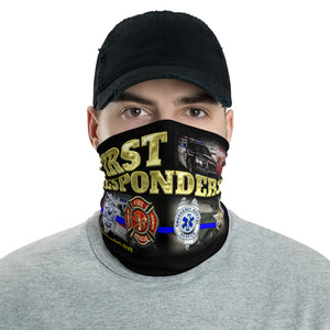FIRST RESPONDERS MASK