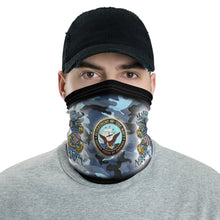 Load image into Gallery viewer, NAVY FACE MASK