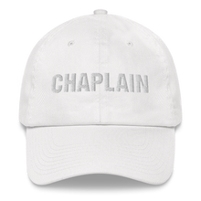 Load image into Gallery viewer, CHAPLAIN BALL CAP Embroidered