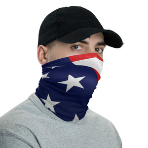 AMERICAN FLAG FACEMASK