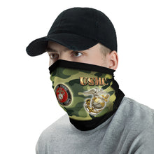 Load image into Gallery viewer, USMC FACE MASK