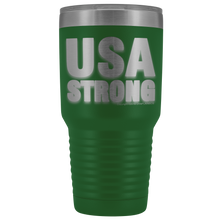 Load image into Gallery viewer, USA STRONG TUMBLER