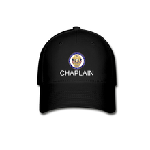 Load image into Gallery viewer, POLICE CHAPLAIN PROGRAM - black