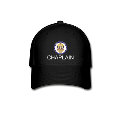 POLICE CHAPLAIN PROGRAM - black