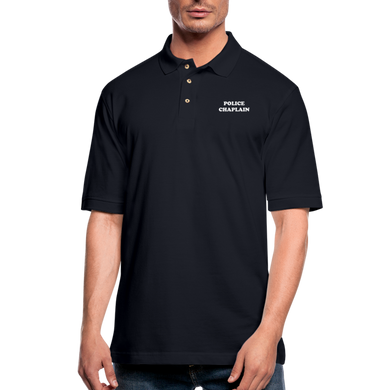 POLICE CHAPLAIN Polo Shirt - midnight navy