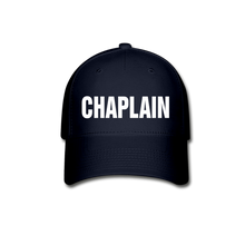 Load image into Gallery viewer, CHAPLAIN CAP - navy