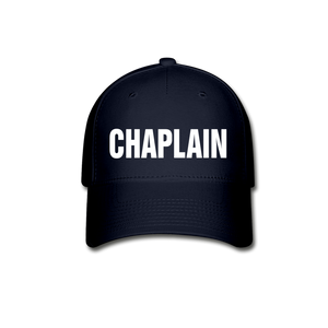 CHAPLAIN CAP - navy