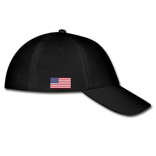 Load image into Gallery viewer, AMERICAN PATRIOT Cap - black