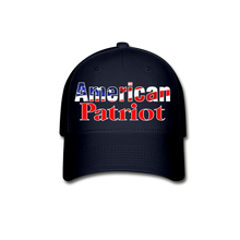 Load image into Gallery viewer, AMERICAN PATRIOT Cap - navy