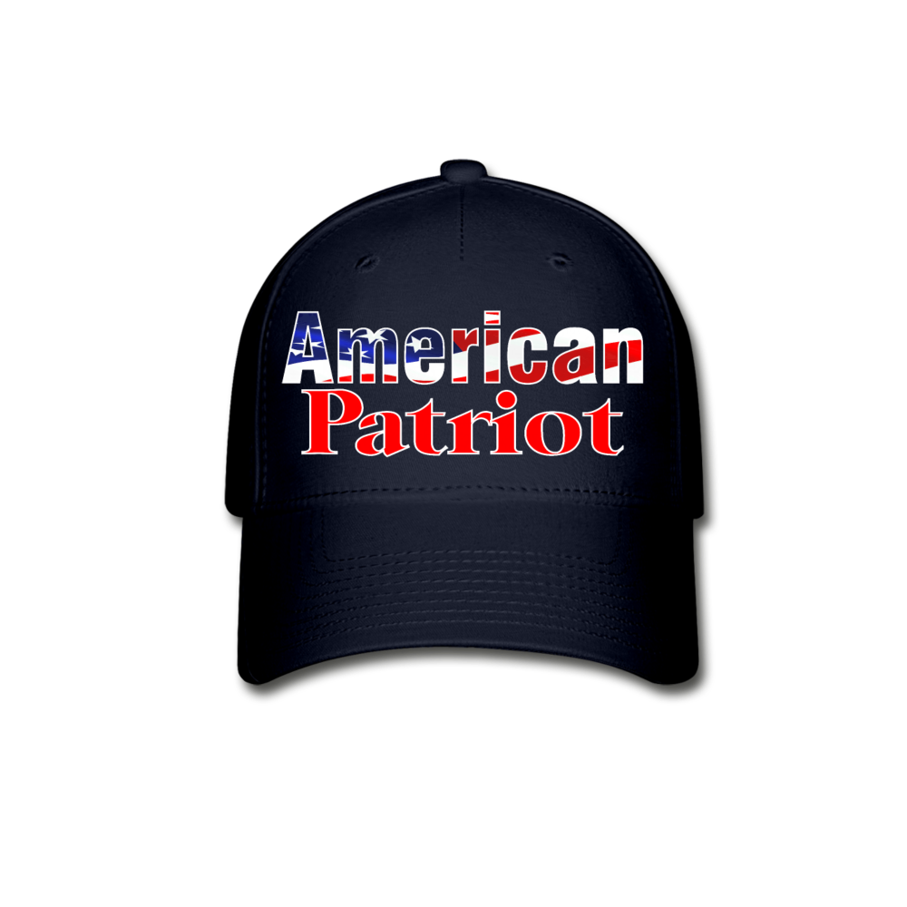AMERICAN PATRIOT Cap - navy