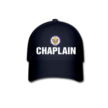 Load image into Gallery viewer, POLICE CHAPLAIN PROGRAM CAP - navy