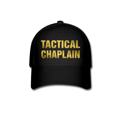 TACTICAL CHAPLAIN Cap - black