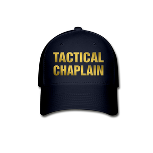 TACTICAL CHAPLAIN Cap - navy