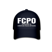 Load image into Gallery viewer, FCPO Cap - navy