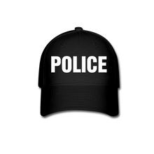 Load image into Gallery viewer, POLICE Cap - black