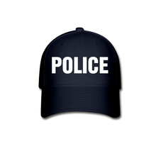 Load image into Gallery viewer, POLICE Cap - navy
