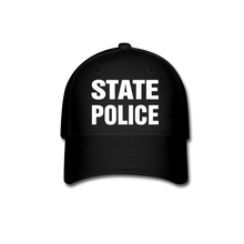 Load image into Gallery viewer, STATE POLICE Cap - black