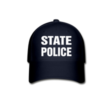 Load image into Gallery viewer, STATE POLICE Cap - navy
