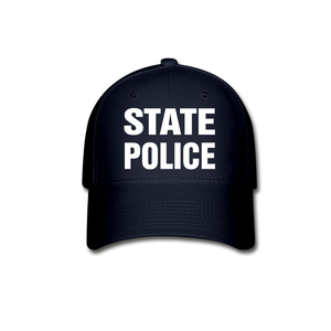 STATE POLICE Cap - navy