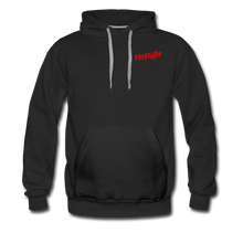 Load image into Gallery viewer, FIRE FIGHTER Men's Premium Hoodie - black