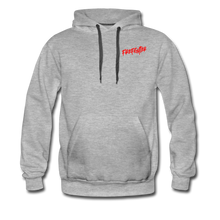 Load image into Gallery viewer, FIRE FIGHTER Men's Premium Hoodie - heather gray