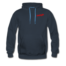 Load image into Gallery viewer, FIRE FIGHTER Men's Premium Hoodie - navy