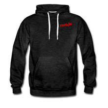 Load image into Gallery viewer, FIRE FIGHTER Men's Premium Hoodie - charcoal gray