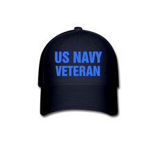 Load image into Gallery viewer, US NAVY CAP - navy